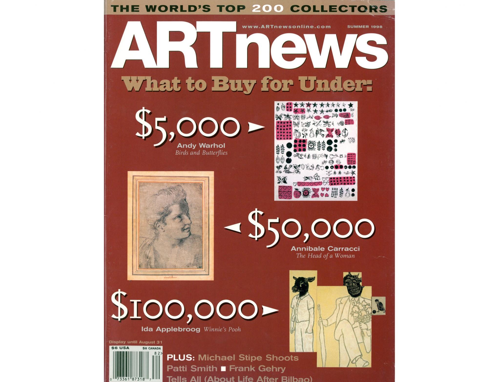 Artnews Page 1