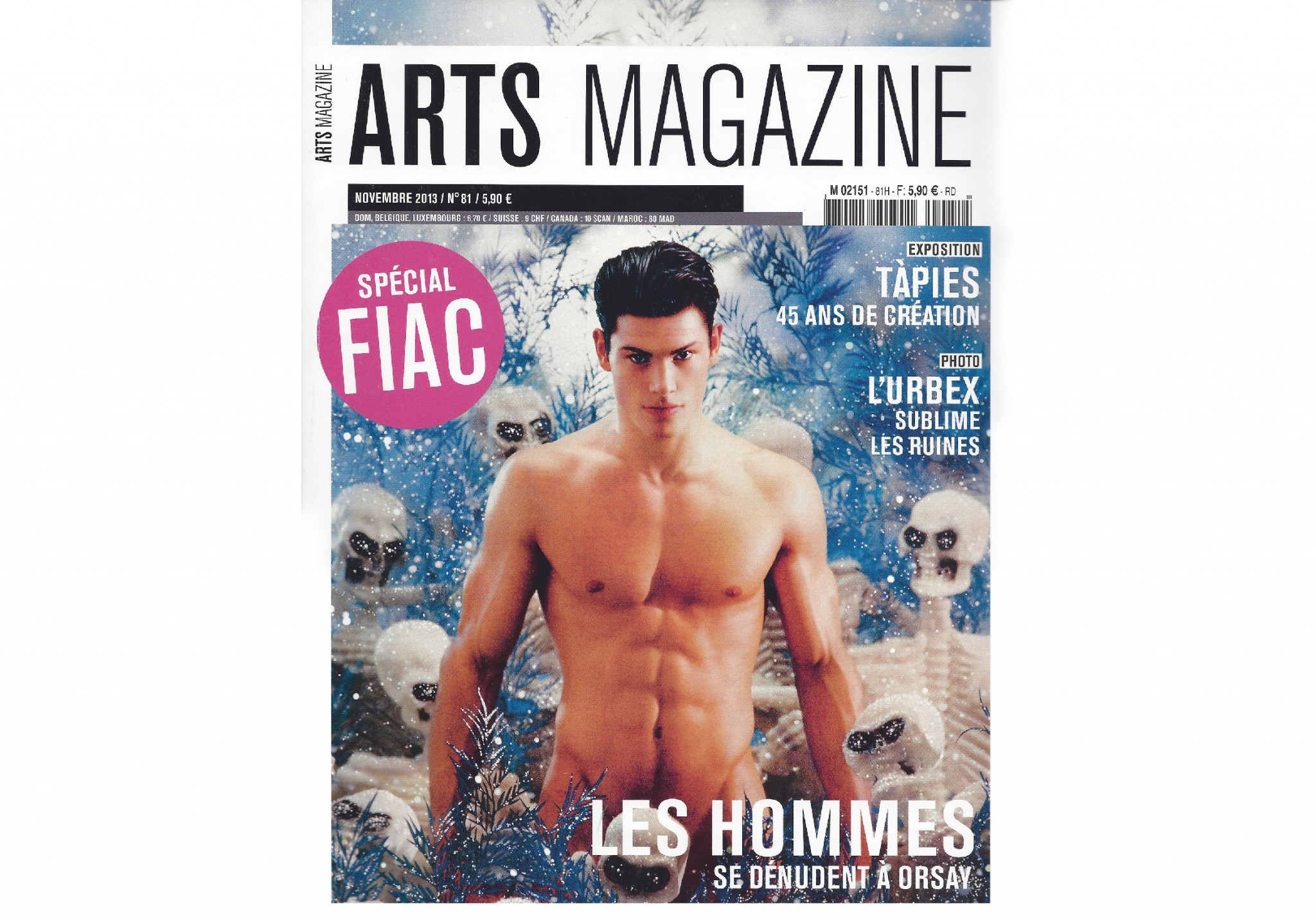 Artsmagazine1113 Page 1